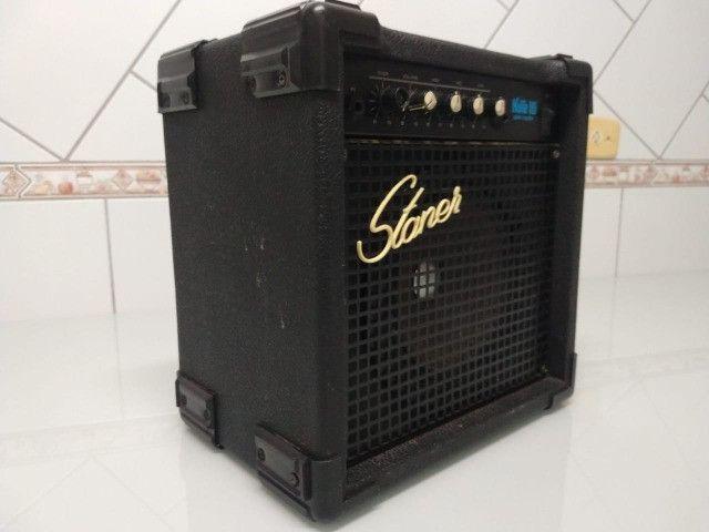 Caixa de som Cubo Staner Kute 16 para guitarra/violão - Foto 4