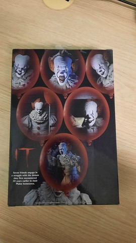 Action figure Pennywise IT original Neca - Foto 3