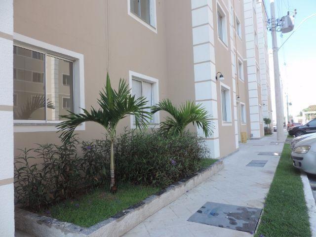 Apartamento 2 quantos com suíte no Condomínio Parque Cabral em Colinas de Laranjeiras