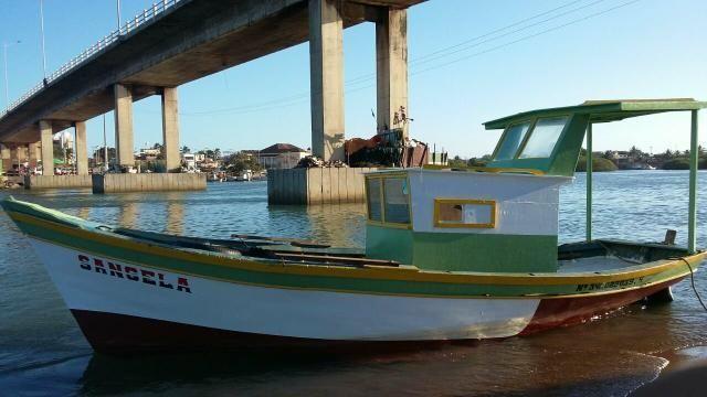 Vendo Barco de pesca 7m e 2,30 de boca. Marataízes- Es