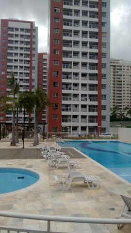 Riverside - 2 qtos c. suíte/Pronto pra Morar - ao lado do Shopping Ponta Negra
