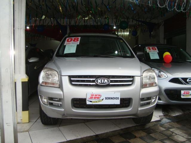 Kia Motors Sportage LX 2.0 G2 Completo 2008