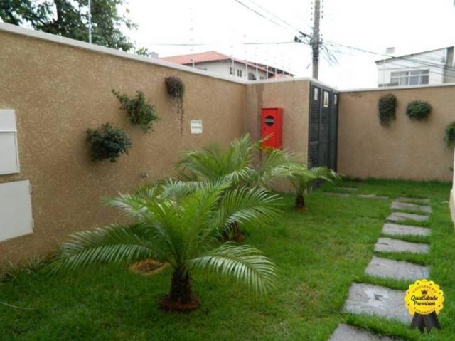 Apartamento à venda com 3 dormitórios em Nova granada, Belo horizonte cod:2292 - Foto 5
