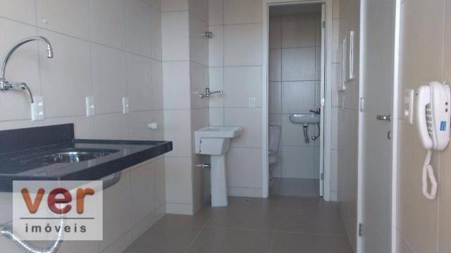 Vendo excelente apartamento no Reservatto Condomínio, com 74,05 m² de área privativa. - Foto 16