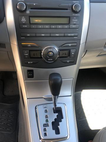 Toyota Corolla GLI 2013 (único dono) 87.000 km - Foto 10