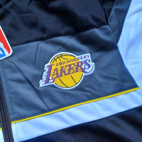 Jaqueta Los Angeles Lakers NBA Original - Foto 3