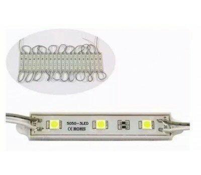 Barra com 3 LED automotivo 12v - Foto 2
