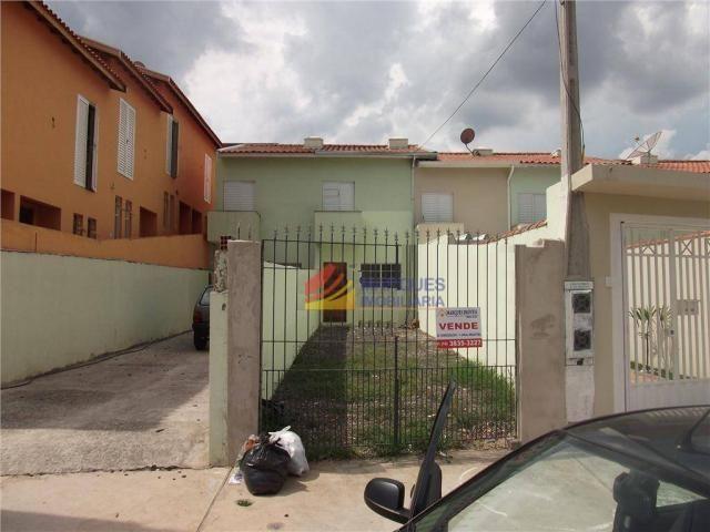 Sobrado residencial à venda, residencial monte verde, indaiatuba - so0049. - Foto 2