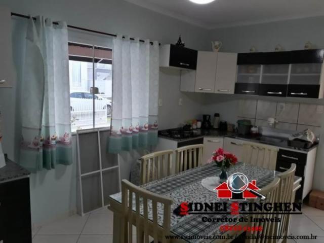 Excelente casa de esquina, na praia de Bal. Barra do Sul - SC. - Foto 3
