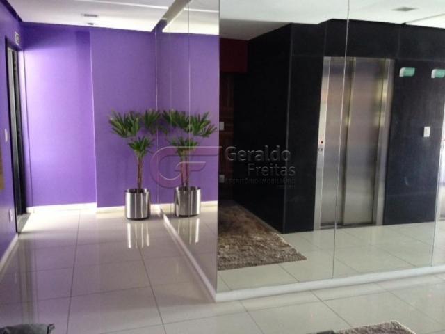 Apartamento à venda com 2 dormitórios em Ponta verde, Maceio cod:V0863 - Foto 13