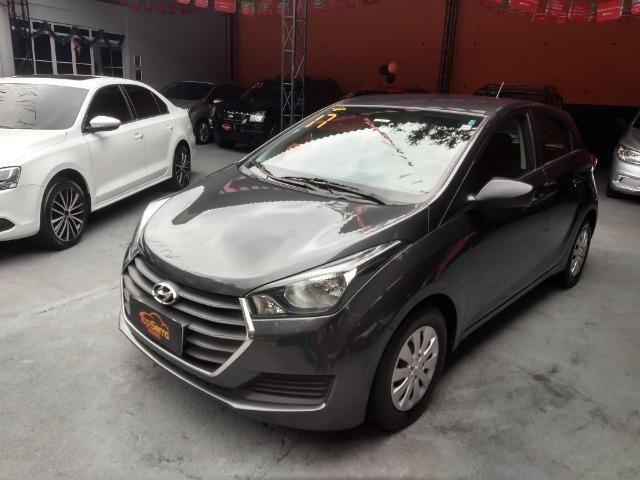 Hyundai - Hb20 1.0 2017/17 completo - único dono - Foto 2