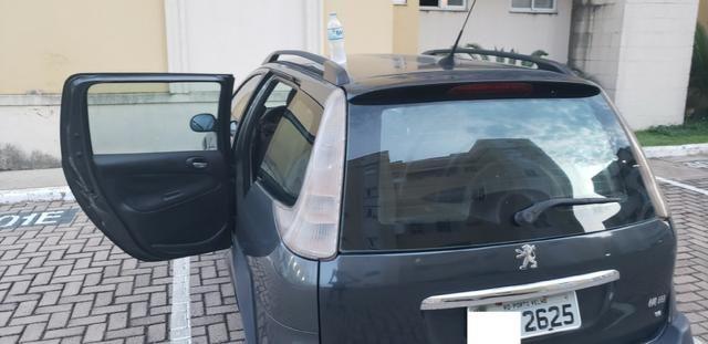 Peugeot Escarpade 207 - 2009 - Foto 3