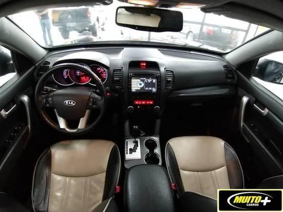 KIA SORENTO 2011/2011 3.5 V6 GASOLINA EX 7L 4WD AUTOMÁTICO - Foto 5