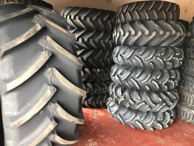 Pneus agrícola novos Goodyear e Titan a pronta entrega em Goiânia - Super promoção - Foto 4