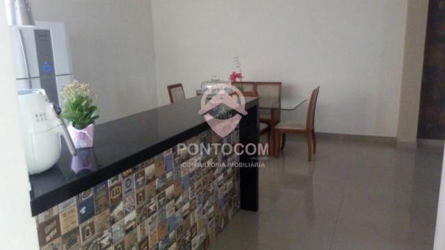 Casa à venda com 2 dormitórios em Residencial borboleta 3, Bady bassitt cod:270 - Foto 2