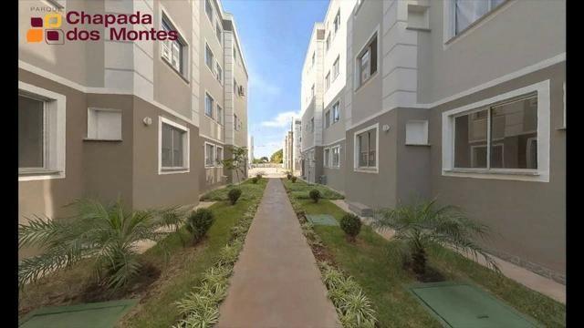 Apartamento no Condomínio Chapada dos Montes - Foto 11