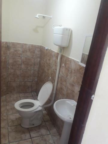 Alugo apto grande de 01 quarto com área de serviço/ 1ºandar-Conj:Araturi novo - Foto 7
