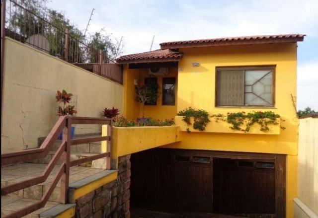Casa à venda com 4 dormitórios em Camaquã, Porto alegre cod:CA4715 - Foto 2