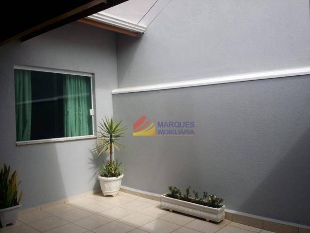 Casa residencial à venda, portal do sol, indaiatuba. - Foto 3