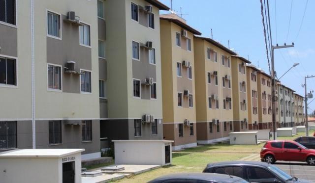 Lindo Apartamento na Cohama todo Mobiliado - Cond. Grand Village Eldorado - Foto 3