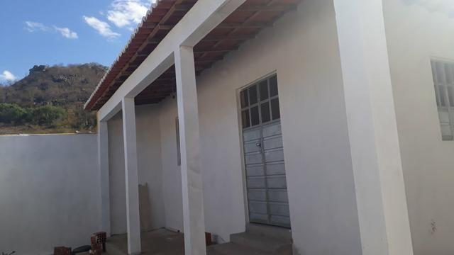 Casa em Itiúba_BA