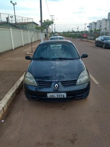 Renault Clio 06/07 vendo ou troco por moto - Foto 3