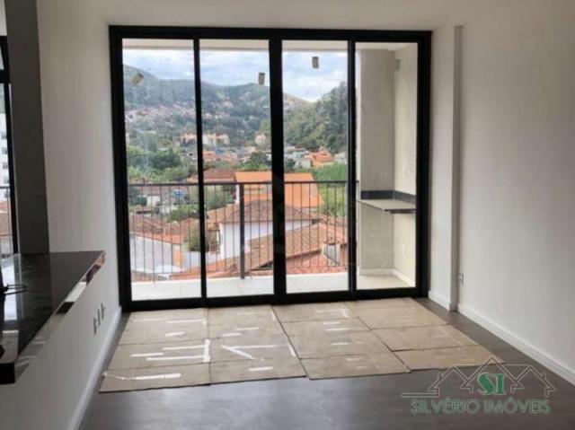 Apartamento à venda com 3 dormitórios em Corrêas, Petrópolis cod:2244 - Foto 2