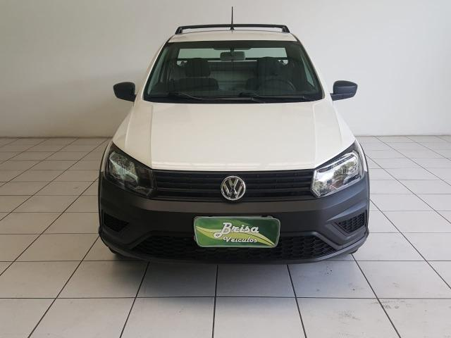 VW Nova Saveiro 1.6 Robust 2018 - Foto 2