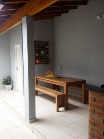 Casa residencial à venda, portal do sol, indaiatuba. - Foto 9