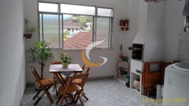 Sobrado com 3 dormitórios à venda, 111 m² por R$ 435.000 - Vila Militar - Petrópolis/RJ - Foto 7