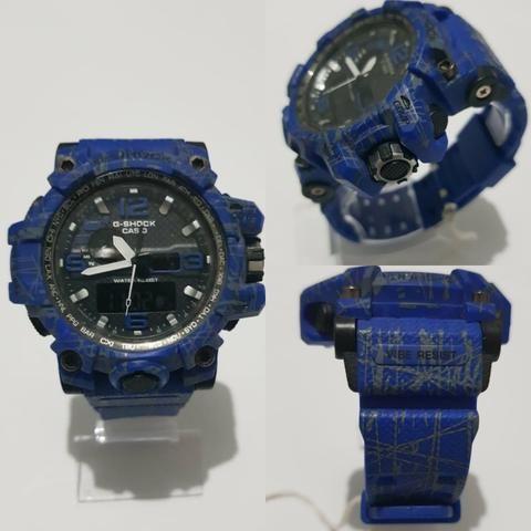 Relógio Masculino G-Shock Vários modelo na foto . Preto Azul Amarelo