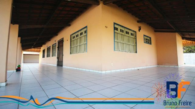 Casa no bairro Novo Paracuru pode ser financiada e usar (FGTS)