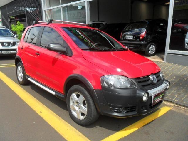 Vw - Volkswagen Crossfox 1.6 09/10 completo. Vende/troca/financia