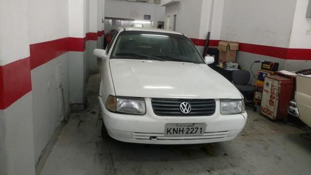 Vw - Volkswagen Santana Otimo estado + GNV