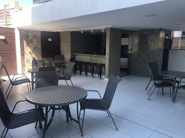 Residencial Hemetério Gurgel - Tirol - 4 suites - Novo - Lazer Completo - Foto 14
