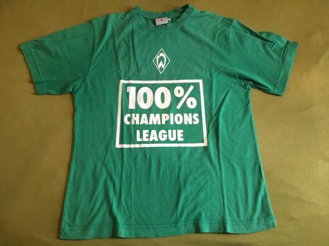 6afd838923 Camiseta Futebol Torcedor Original Werder Bremen Tamanho M Importada  Alemanha Impecável!