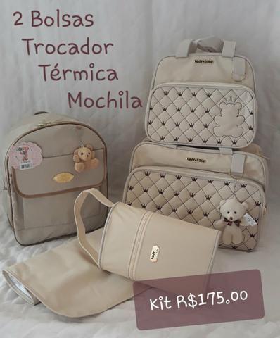 1fcf87023 Promoção bolsas - Artigos infantis - Caguassu, Sorocaba 618569334 | OLX