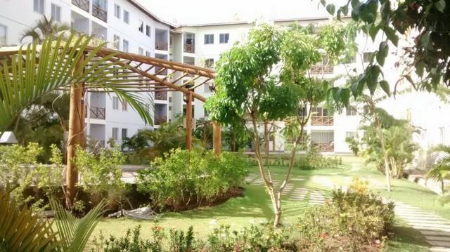Apartamento Bosque da Aldeia 2 quartos 56m² Reg. Lauro de Freitas / Estrada do Coco - Foto 12