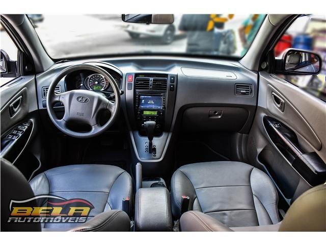 Hyundai Tucson 2.0 Mpfi Gls 143cv 2wd Flex 4p Aut Completo + 2019 Vist - Foto 6