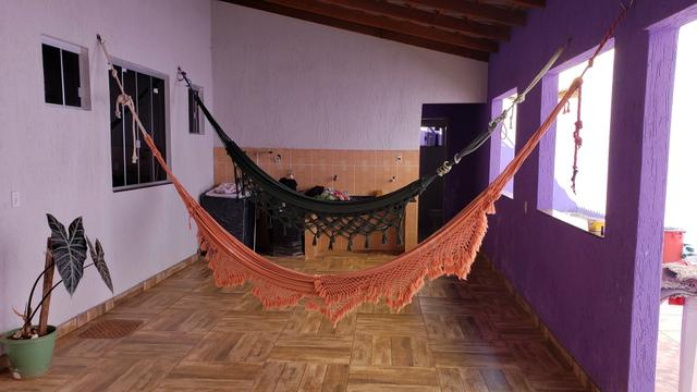 Casa 3quartos suíte piscina churrasqueira lote 830m2 rua 8 Vicente Pires condomínio - Foto 14