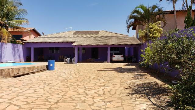 Casa 3quartos suíte piscina churrasqueira lote 830m2 rua 8 Vicente Pires condomínio