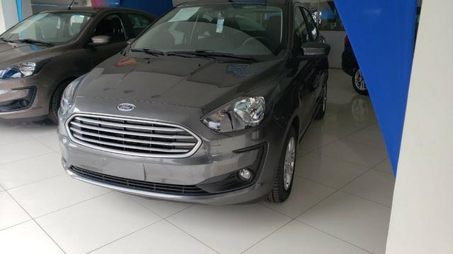 Ford Ka Sedan 1.0 SE 2020