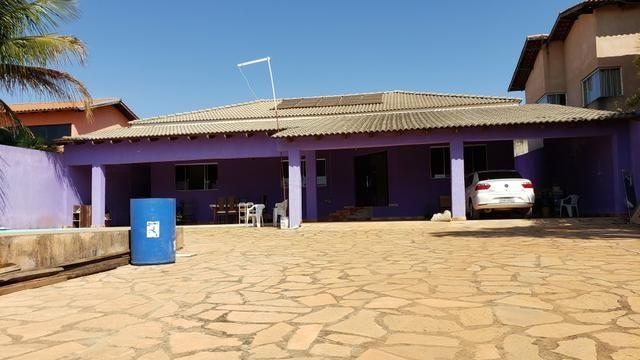 Casa 3quartos suíte piscina churrasqueira lote 830m2 rua 8 Vicente Pires condomínio - Foto 20