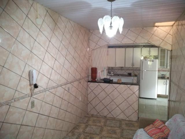 QC 01 Casa Com 02 Quartos e Garagem Coberta, Oportunidade!!! - Foto 3