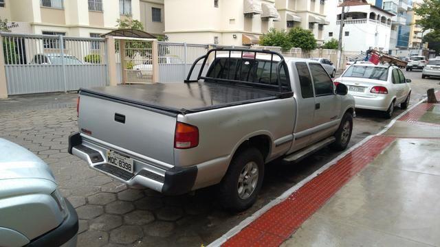 S10 Deluxe 4.3 V6 98 Gasolina/Gnv - Foto 4