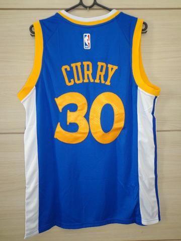 Regata Basquete Golden State Curry 30 - Foto 2