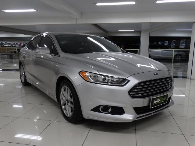 Ford Fusion Se 2.5 Flex Automático Prata - Foto 3