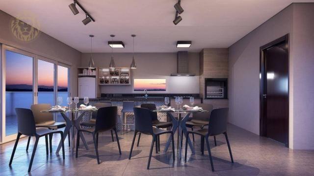 Apartamento com 1 dormitório à venda, 59 m² por R$ 275.000 - Ribeirão da Ilha - Florianópo - Foto 2