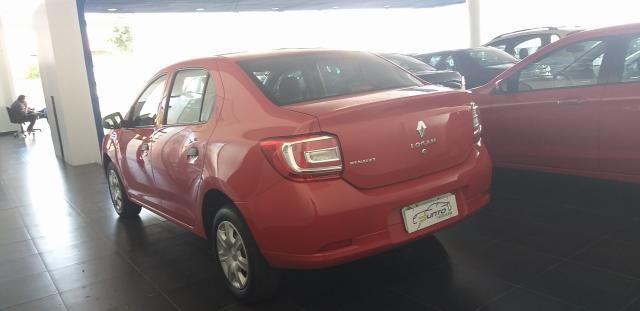 Renault logan 2014/2015 1.0 authentique 16v flex 4p manual - Foto 6