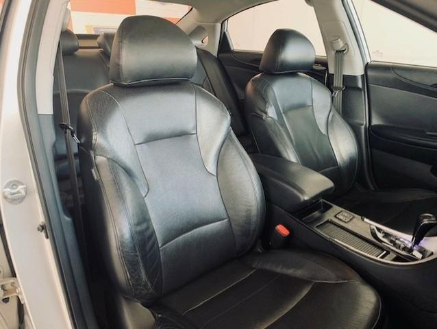 Hyundai Sonata Com Teto Solar Panorâmico,Confira! - Foto 7